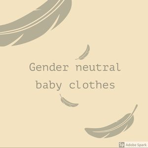 Other - 🍼Gender neutral baby clothing 🍼